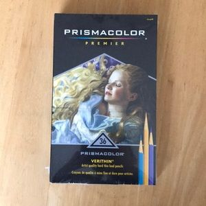 Prismacolor verithin pencils 36 pack